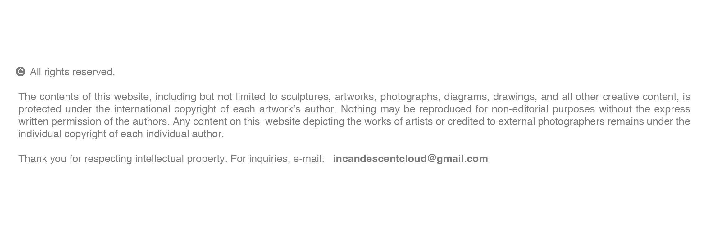 Copyright Statement - Hibernation Project
